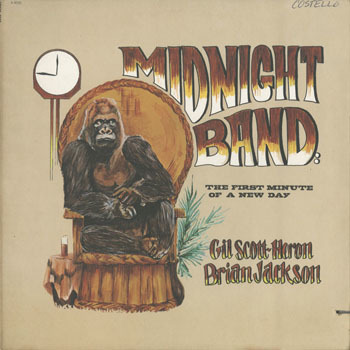 GIL SCOTT HERON and BRIAN JACKSON The First Minute Of A New Day_20200502