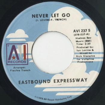 EASTBOUND EXPRESSWAY Never Let Go_20200508