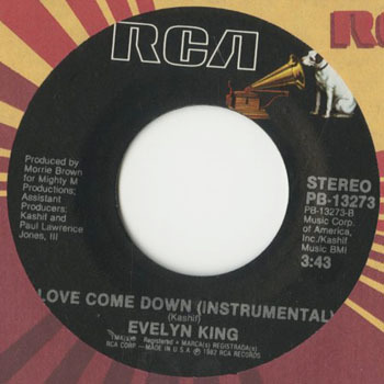 EVELYN KING Love Come Down_20200508