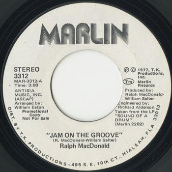 RALPH MAcDONALD Jam On The Groove_20200508