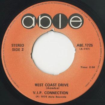 VIP CONNECTION West Coast Drive_20200508