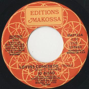 JO BISSO Lovers Concerto_20200512
