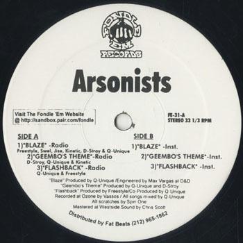 ARSONISTS Blaze_20200518