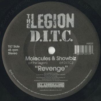 MOLECULES and SHOWBIZ  Revenge_20200521