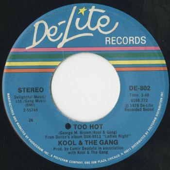 KOOL and THE GANG Too Hot_20200525
