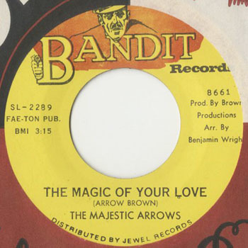 MAJESTIC ARROWS The Magic Of Your Love_20200525