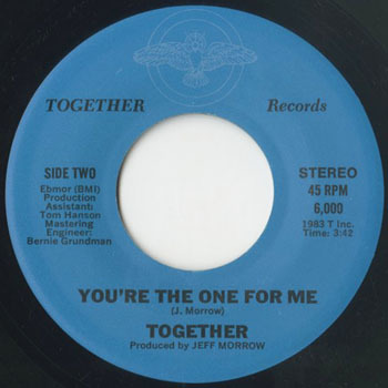 TOGETHER Youre The One For Me_20200601