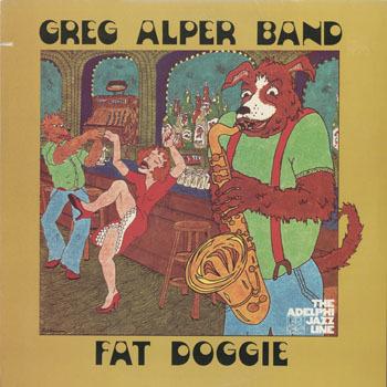 GREG ALPER BAND Fat Doggie_20200714