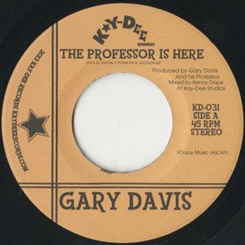 GARY DAVIS The Professor Is Here_20200718