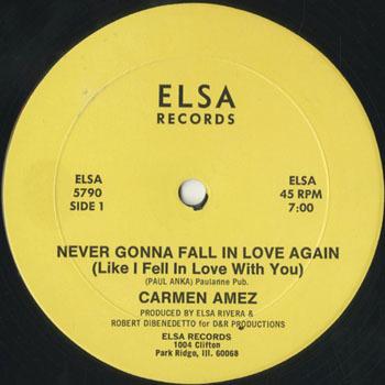 CARMEN AMEZ Never Gonna Fall In Love Again_20200723