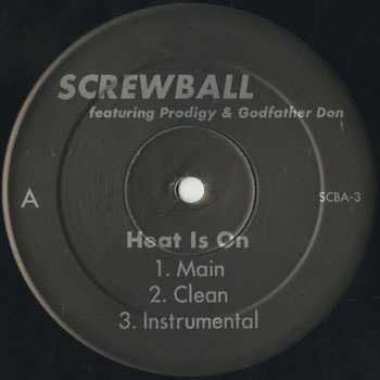 SCREWBALL Heat Is On Remix_20200728