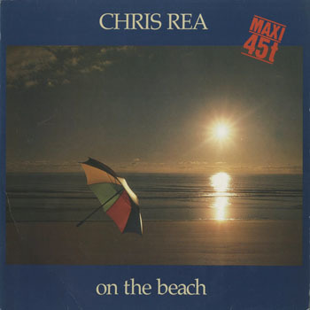 CHRIS REA On The Beach_20200802