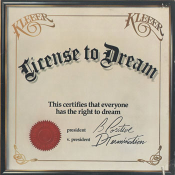 KLEEER License To Dream_20200804