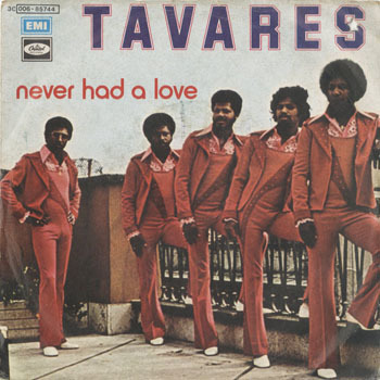 TAVARES Never Had A Love Like This Before_20200808