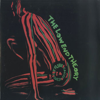 A TRIBE CALLED QUEST The Low End Theory_20200820