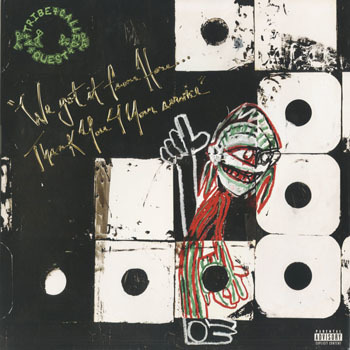 A TRIBE CALLED QUEST We Got It From Here Thank You 4 Your Service_20200820