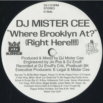 DJ MISTER CEE Where Brooklyn At_20200905