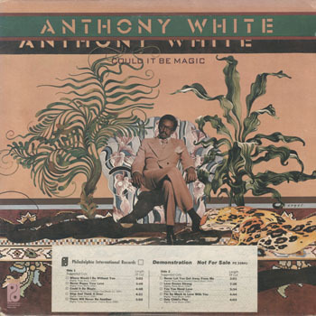 ANTHONY WHITE Could It Be Magic_20200920