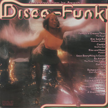 VA_Sunbar Productions Inc Presents Disco Funk_20200920
