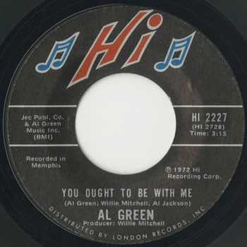 AL GREEN You Ought To Be With Me_20200927