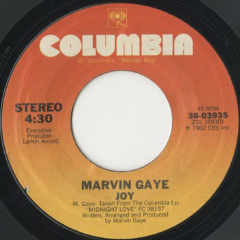 MARVIN GAYE Turn On Some Music_20200927