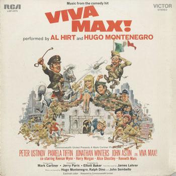 OST AL HIRT HUGO MONTENEGRO Viva Max_20201010