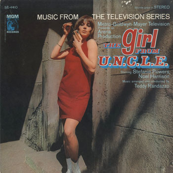 TEDDY RANDAZZO The Girl From UNCLE_20201010