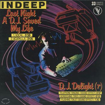 INDEEP Last Night A DJ Saved My Life_20201013