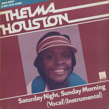 THELMA HOUSTON Saturday Night Sunday Morning_20201013