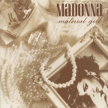 MADONNA Material Girl_20201016