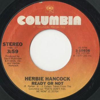 HERBIE HANCOCK : Ready Or Not_20201018_2