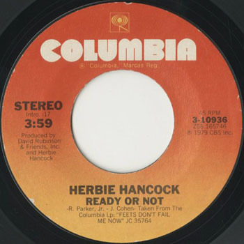 HERBIE HANCOCK : Ready Or Not_20201018