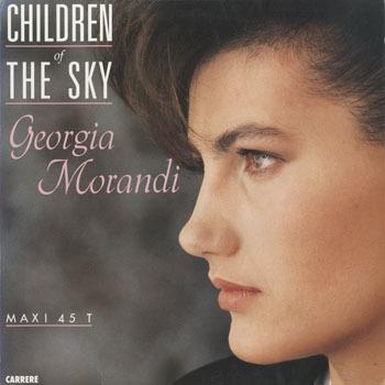 GIORGIA MORANDI Children Of The Sky