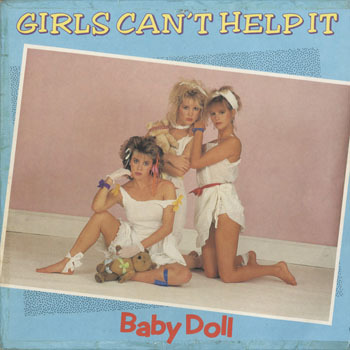 GIRLS CANT HELP IT Baby Doll_20201024