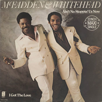 McFADDEN and WHITEHEAD Aint No Stoppin Us Now_20201024