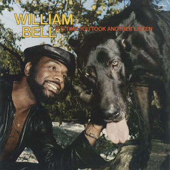 WILLIAM BELL Its Time You Took Another Listen_20201103