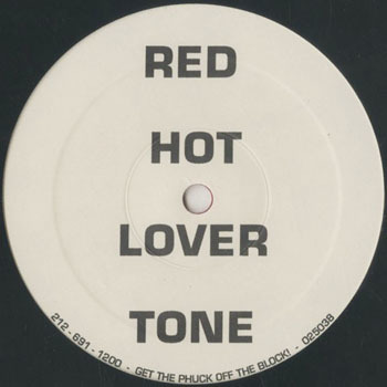 RED HOT LOVER TONE For My Niggaz_20201115