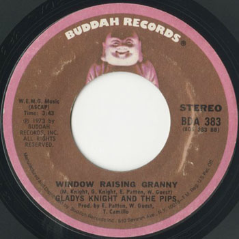 GLADYS KNIGHT and THE PIPS Window Raising Granny_20201121