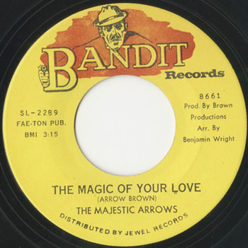 MAJESTIC ARROWS The Magic Of Your Love_20201121