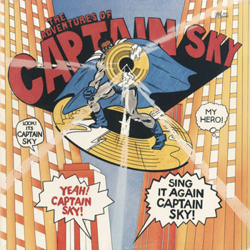 CAPTAIN SKY The Adventures Of Captain Sky_20201227