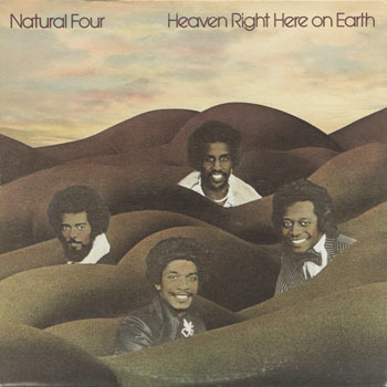 NATURAL FOUR Heaven Right Here On Earth_20201227