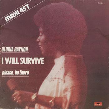 GLORIA GAYNOR I Will Survive_20210119