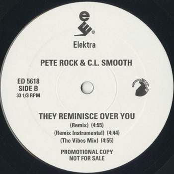PETE ROCK and CL SMOOTH They Reminisce Over You The Vibes Mix_20210202