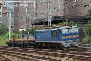 9561レ(=EF510-503牽引)