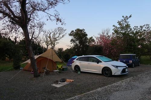 夫婦キャンプ210411 (1)