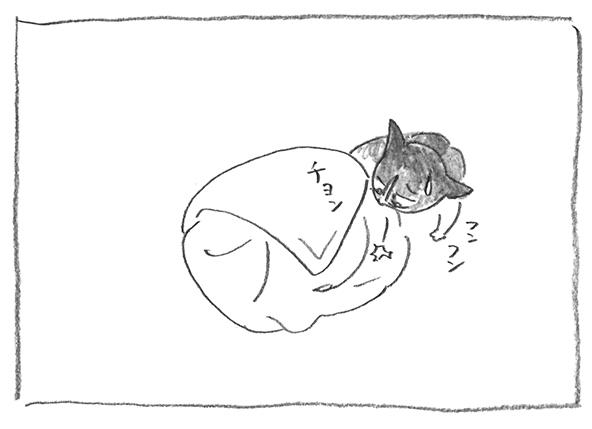 10-0413嗅ぐ