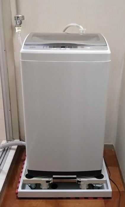 201117洗濯機置台1