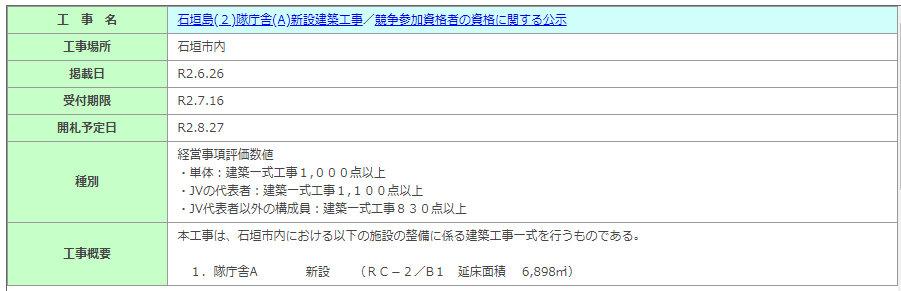 沖防公示2020 0626