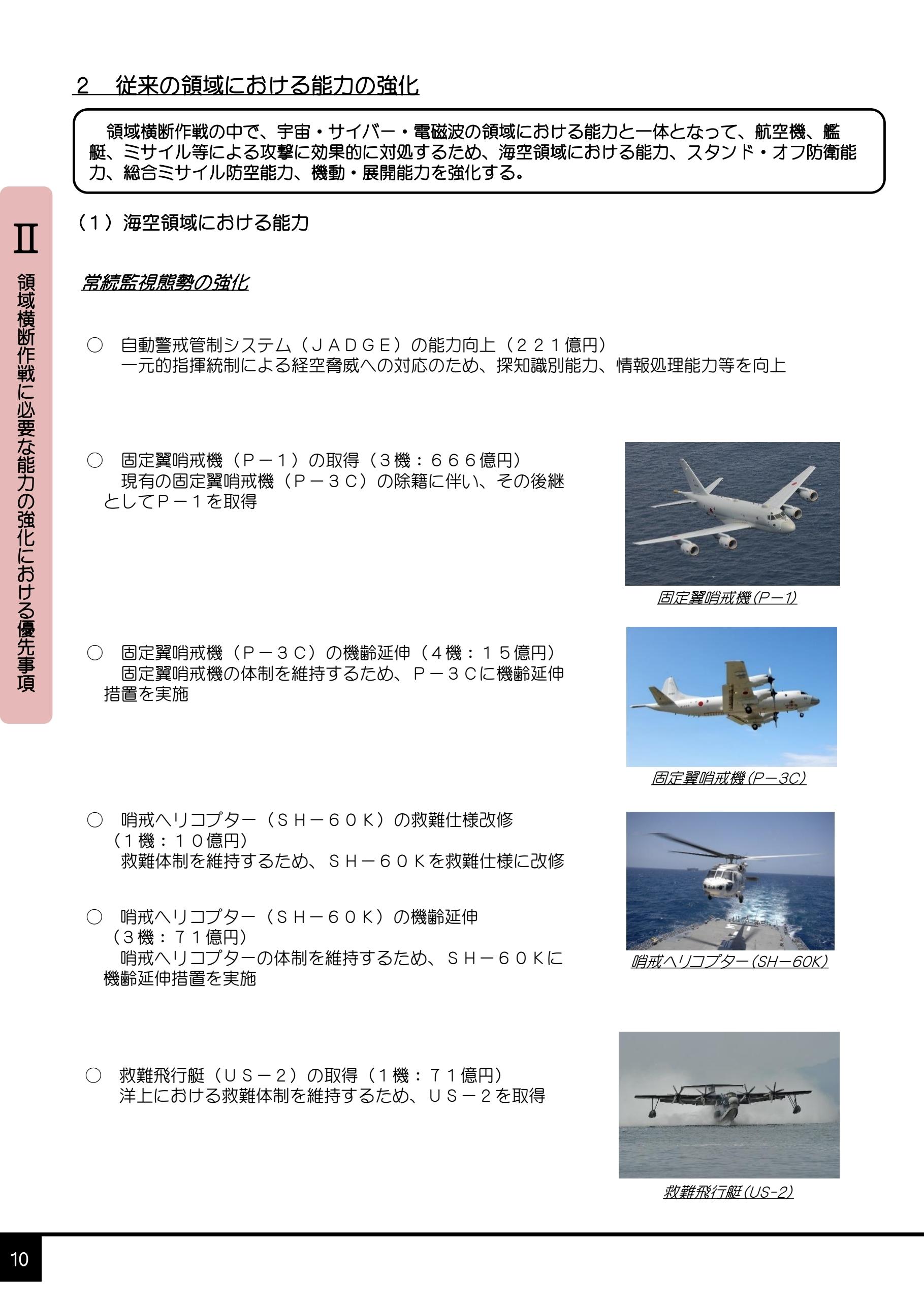 我が国の防衛と予算(案)2021年度予算の概要0014