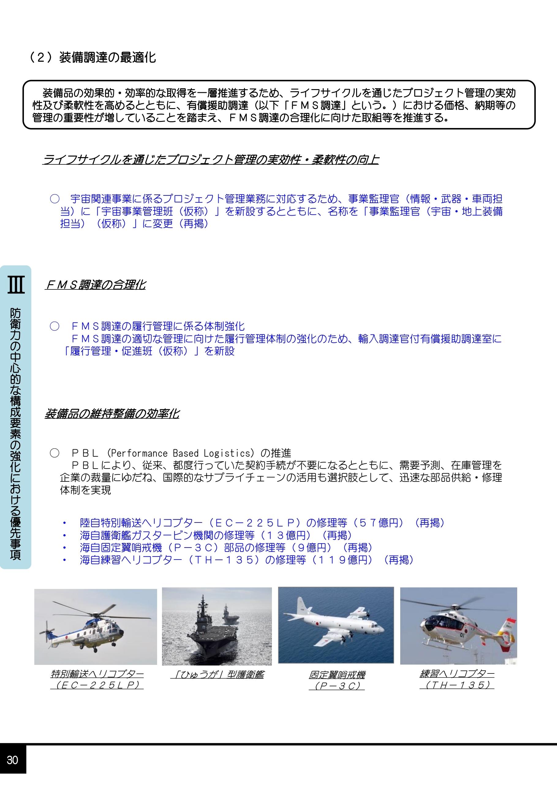 我が国の防衛と予算(案)2021年度予算の概要0034